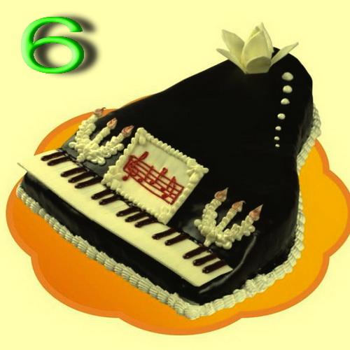 Торт крокин буш фото 3