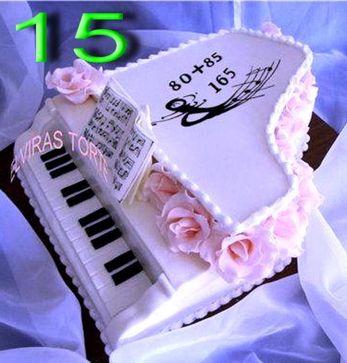 Медовый торт с фото торты пастель