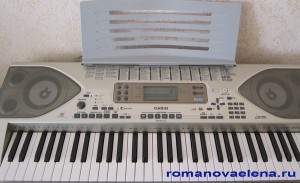 Синтезатор CASIO CTK 900