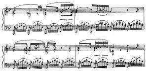 Аве Мария Шуберт ноты для фортепиано