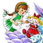 Болезнь куклы ноты
